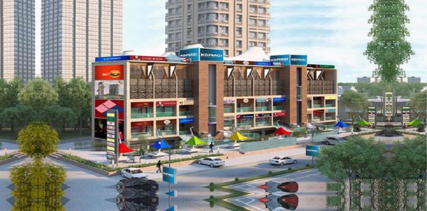 M3M SCO Commercial Plots Sector 84